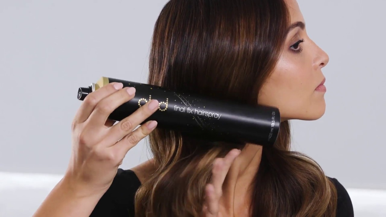 Hollywood Waves Ghd Hairstyle How To Youtube