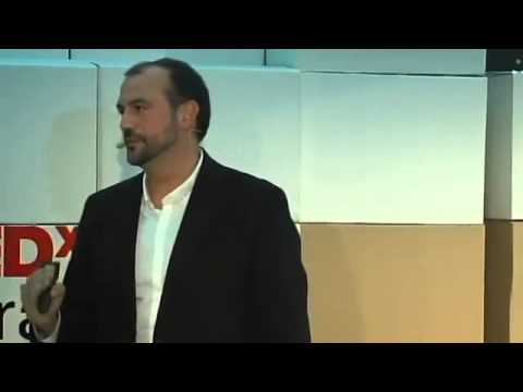 The art of failure: Francisco Salvador at TEDxZaragoza