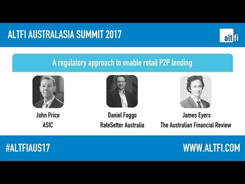 A regulatory approach to enable retail P2P lending