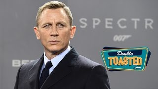JAMES BOND ACTOR DANIEL CRAIG OFFERED £150 MILLION TO REPRISE ROLE - Double Toasted Highlight