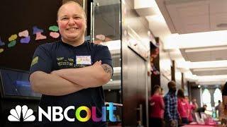 "Transgender Navy Officer Blake Dremann: ""I'm Not A Detriment To Unit Cohesion"" | NBC Out | NBC News"