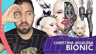 Baixar REVIEW | CHRISTINA AGUILERA - BIONIC (FAIXA A FAIXA)