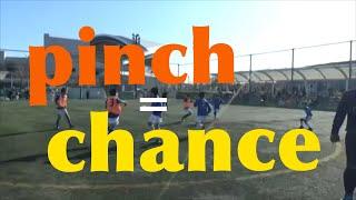 サッカーの基本ポジティブトランジション【ピンチがチャンスになる攻守の切り替えとは? フットサルでも使える】