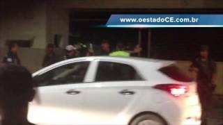 Comandante do Exército dá voz de prisão em agente da AMC, em Fortaleza