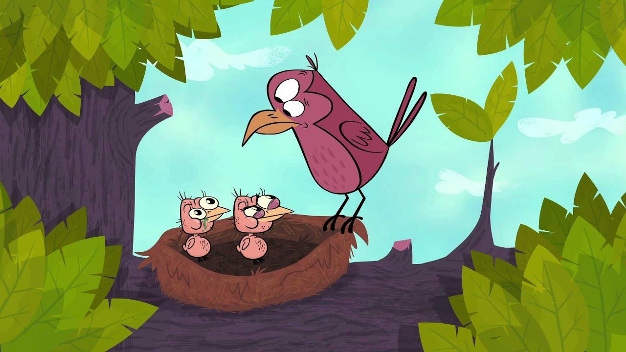 baby birds go mad on cartoon network youtube rh youtube com cartoon baby bluebird baby tweety bird cartoon