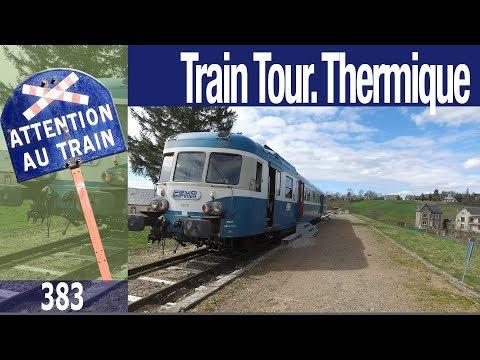 Le Gentiane Express - Chemins de fer de la Haute Auvergne