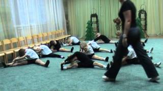 садик киев урок хореографии
