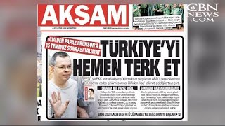 Erdogan Claims CIA, Mossad Planning to Rescue US Pastor Andrew Brunson