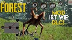 Punktesystem, Spezialfähigkeiten & MEHR! The Forest (MOD's)