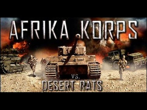 desert rats vs afrika korps download