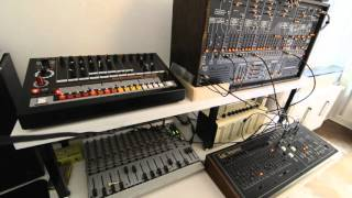 3 testing the arp 1601 sequencer