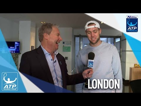 Beatles Or Spice Girls? Sock On The Spot Nitto ATP Finals 2017