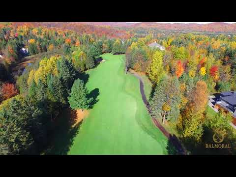 Club de golf Le Balmoral - Trou #13