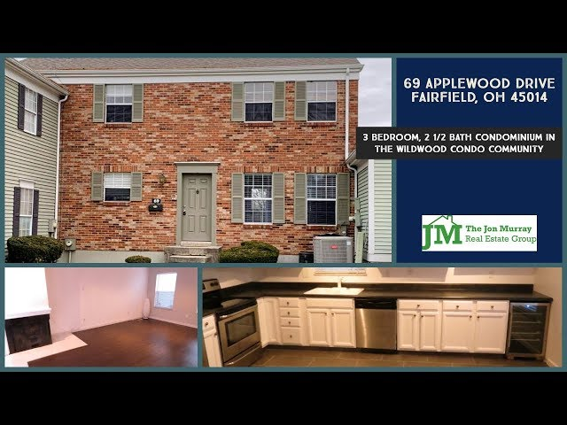 Sold!  69 Applewood Drive Fairfield OH 45014