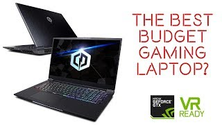 CyberPowerPC TRACER III 17R SLIM RTX 2060 Laptop Review