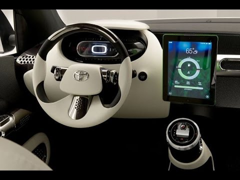 2016 Toyota C Hr Interior Youtube