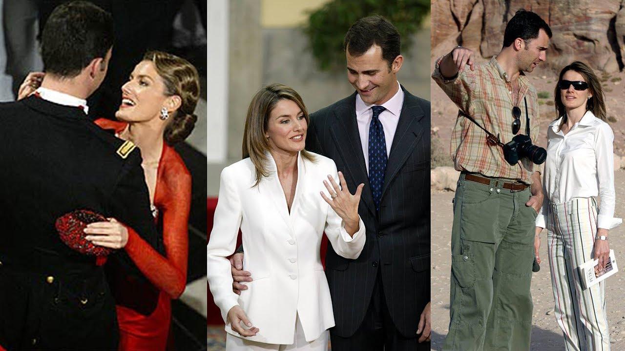 Resultado de imagen para Fotos del matrimonio de Felipe y Letizia
