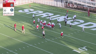 65th Annual Springdale Kiwanis Kids Day Football | 1st & 2nd | Red vs. White
