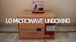 LG MC2886SFU Convection Microwave Oven Unboxing Video | Latest Brand New Model