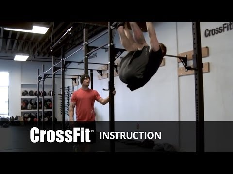 Efficiency Tips: Knees To Elbows/Toes To Bar with Chris Spealler