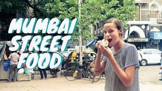FOREIGNERS TRYING MUMBAI STREET FOOD I INDIA