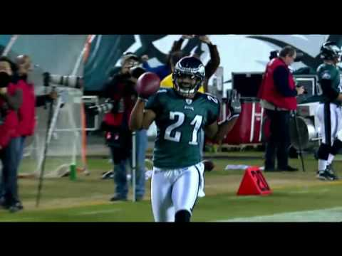 Brian Dawkins Interview with Pam Oliver 11/11/08
