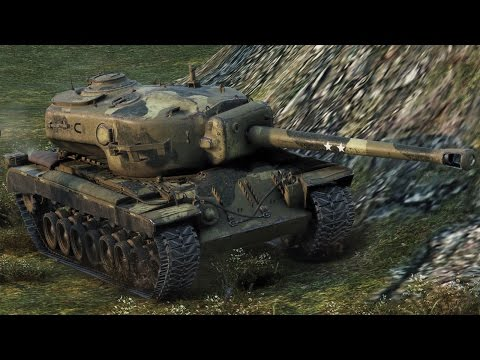 World of Tanks T30 - 7 Kills 9,1K Damage