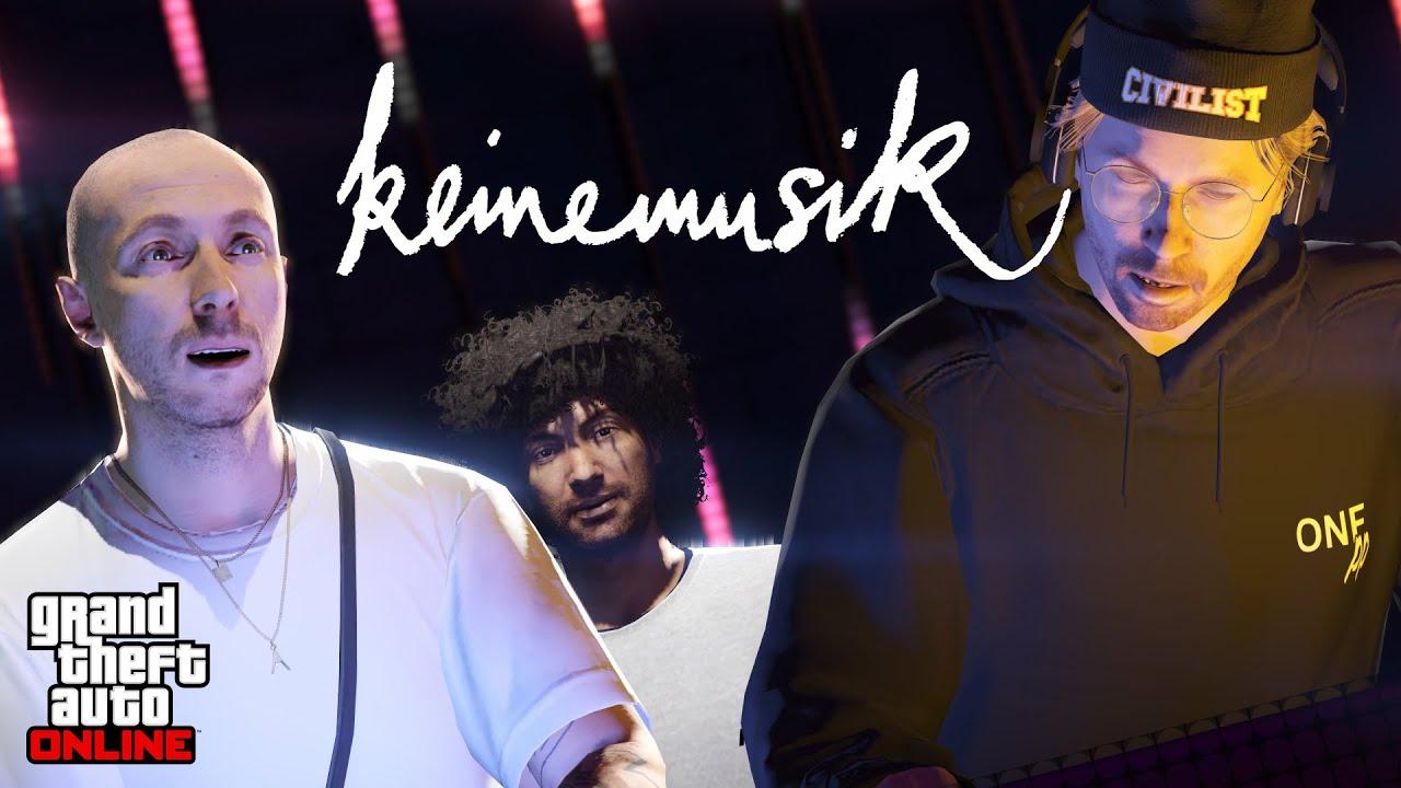 Keinemusik (Adam Port, &ME, Rampa) live at Music Locker Los Santos