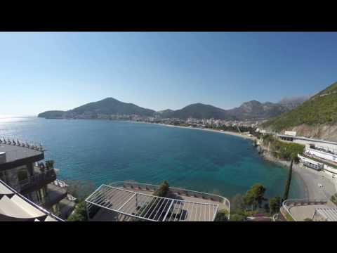 Premium penthouse for sale in Budva - Property in Montenegro