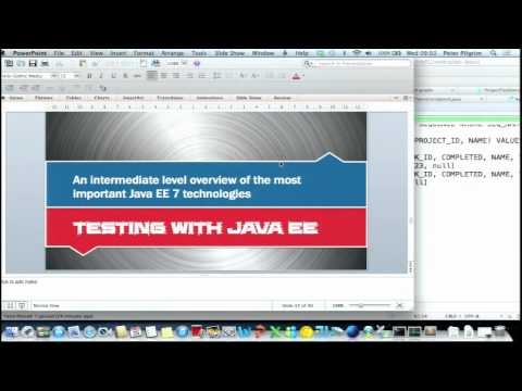 Test-Driven Development With Java EE 7, Arquillian, And CDI Containers