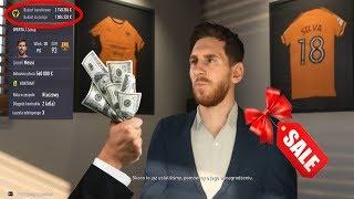 Jak zakontraktować Messiego ZA DARMO do EFL CHAMPIONSHIP | FIFA 18