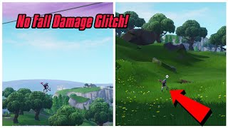 No fall damage glitch in fortnite (New) Fortnite glitches season 7 PS4/Xbox one