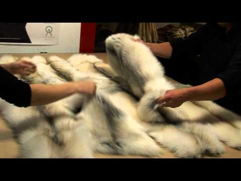 Furs and fur blankets by Master Furrier Lars Paustian