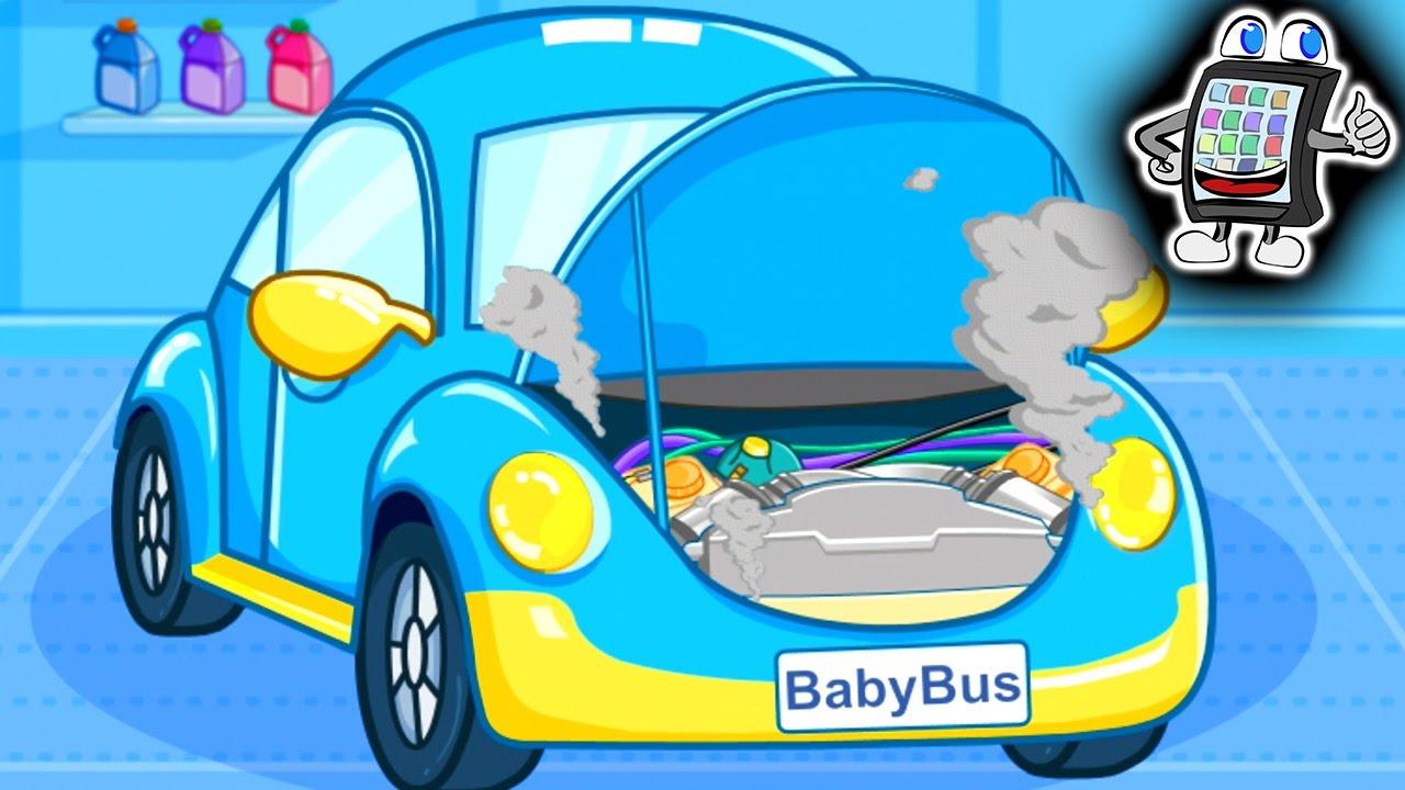 BABY BUS SICHER IM VERKEHR Car Safety - App für Android ...