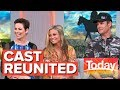 McLeod's Daughters Cast Reunite For New Show | Today Show Australia