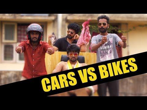 Cars vs Bikes | PP Panchayathu #1 | Paracetamol Paniyaram