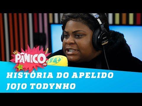 """A história por trás do apelido de Jojo """"Todynho"""""""