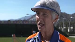 WTA Behind The Tour   Meet Indian Wells Volunteers