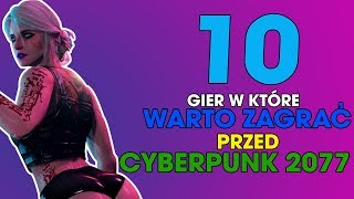 10 Gier w które warto zagrać przed Cyberpunk 2077 - FunFacts #42