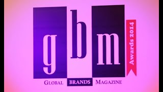 Global Brands Magazine Awards Ceremony 2014 Dubai HD