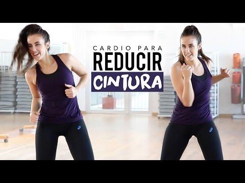 Rutina de cardio para reducir cintura   20 minutos