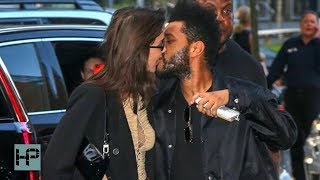 The Weeknd Treats Bella Hadid Like a Queen on Her 22nd Birthday
