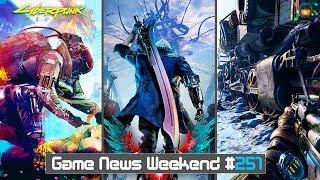 Игровые Новости — Cyberpunk 2077, Gears 5, Dying Light 2, Halo Infinite, DMC 5, Sekiro, Horizon 4...