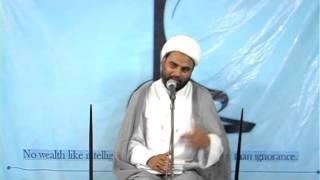 Maulana Akhtar Abbas Jaun- Topic: Fazail e Ameerul Momineen Imam Ali (as)/Hilm, Part-4.