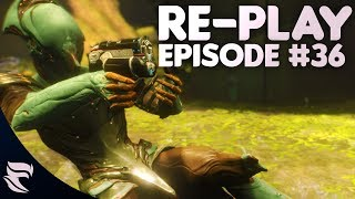 Warframe: The Re-Playthrough Episode #36 where is the prosecutor?