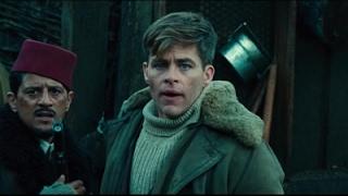 Chris Pine: 'Wonder Woman' movie 'really spectacular'