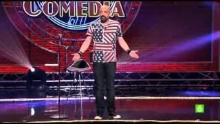 Goyo Jimenez Monologo sobre los americanos. El club de la Comedia