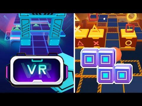 Rolling Sky - VR Microchip VS Micro Fairyland (Music Swap)