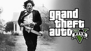 ★ GTA 5 - Leaked Chainsaws & Basketball? Ehh, I
