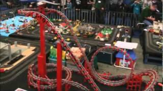 Jesse gaat naar Lego World 2010, Zwolle, Netherlands thumbnail